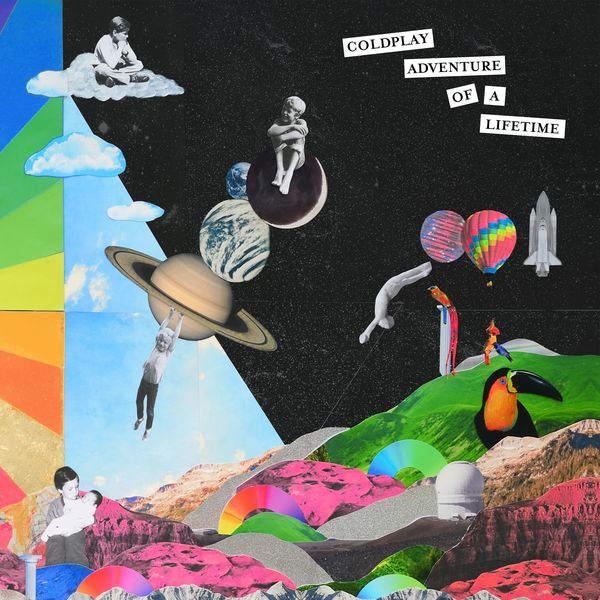 Album Adventure of a Lifetime, Coldplay | Qobuz: download