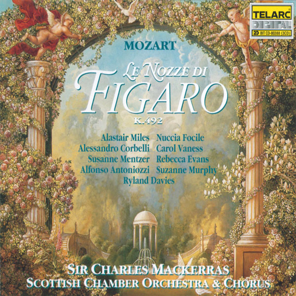 Charles Mackerras - Mozart: Marriage Of Figaro