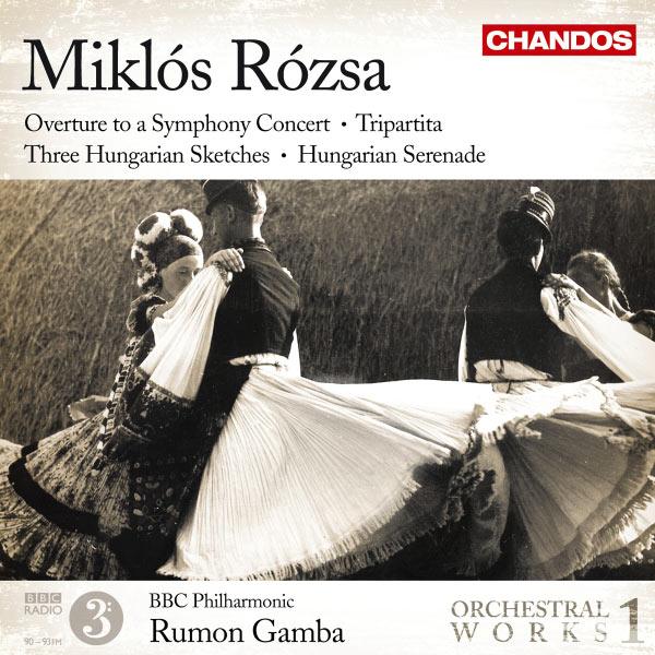 Rumon Gamba - Œuvres orchestrales (Volume 1)
