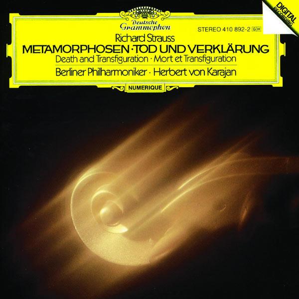 Berliner Philharmoniker - Strauss, R.: Metamorphosen; Tod und Verklärung