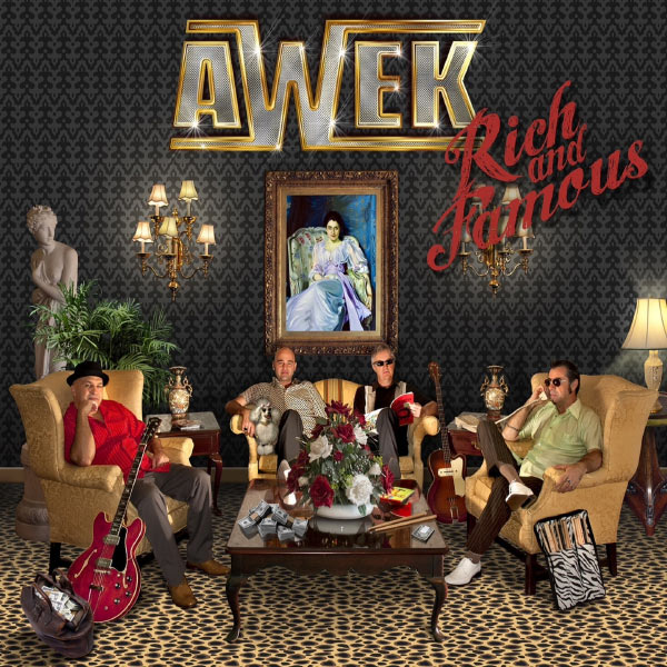 Awek - Rich and Famous