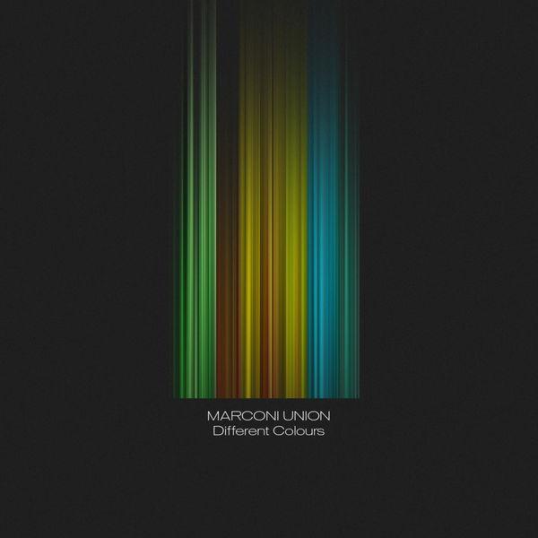 Marconi Union - Different Colours