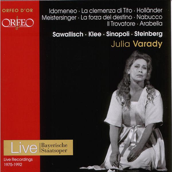 Julia Varady - Mozart, Wagner & Verdi: Vocal Works
