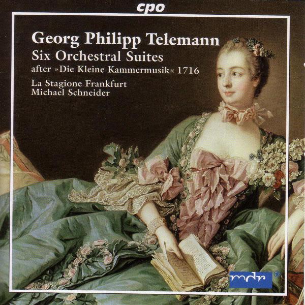 Stagione Frankfurt - Telemann: 6 Orchestral Suites