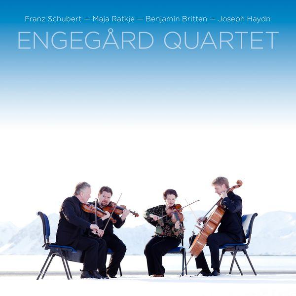 Engegård Quartet - String Quartets vol IV: Schubert-Ratkje-Britten-Haydn