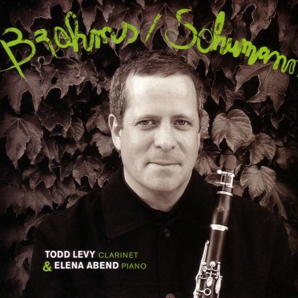 Todd Levy|Brahms / Schumann