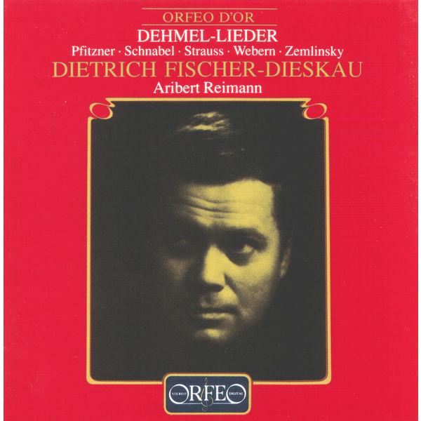 Dietrich Fischer-Dieskau - Lieder nach Texten von Richard Dehmel