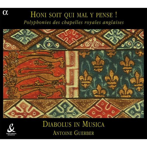 Antoine Guerber - Polyphonies des chapelles royales anglaises (1328-1410)