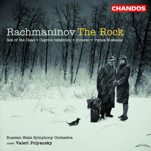 Valeri Polyansky - Rachmaninov : Le rocher - L'île des morts- Prince Rostislav...
