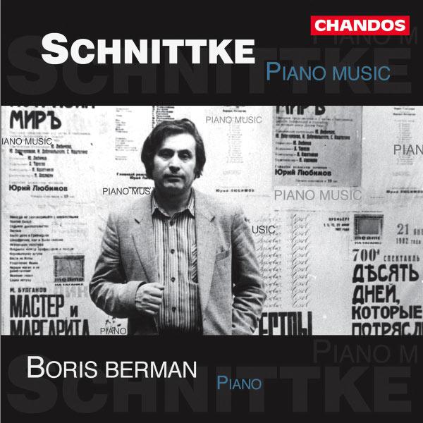 Boris Berman - PIANO MUSIC