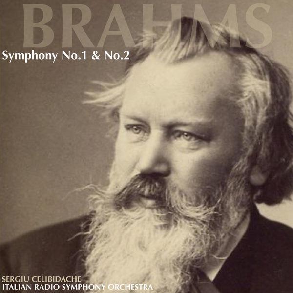 Johannes Brahms - Brahms: Symphony No. 1 and No. 2