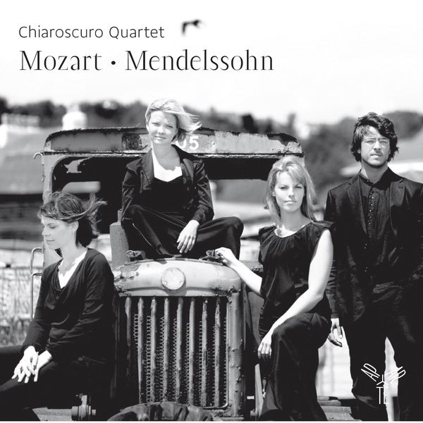 Chiaroscuro Quartet - Mozart - Mendelssohn