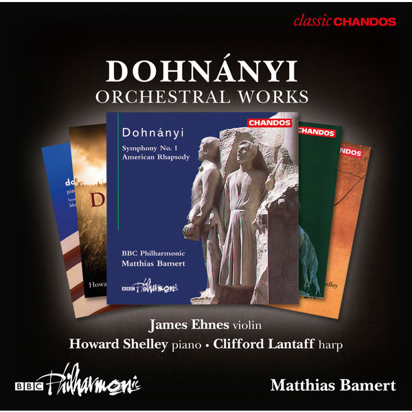 BBC Philharmonic Orchestra - Dohnányi: Orchestral Works