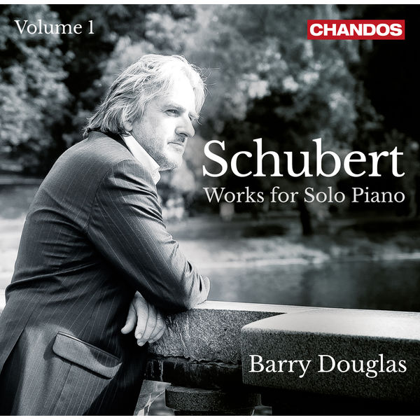 Barry Douglas - Schubert: Works for Solo Piano, Vol. 1