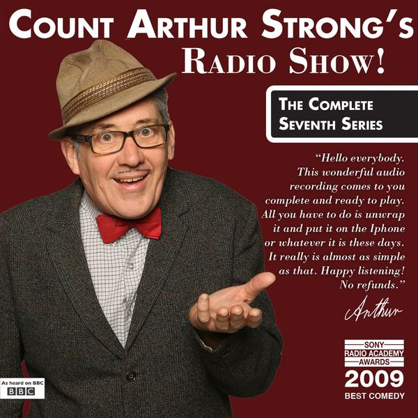 Count arthur strong's radio show! – series 2 (complete) (3cd.
