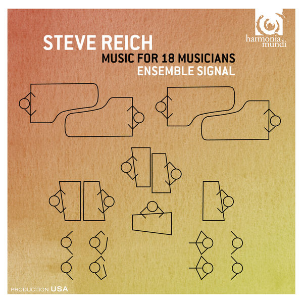 Ensemble Signal - Steve Reich : Music for 18 Musicians