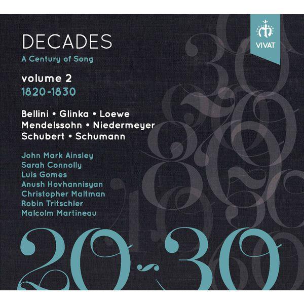Christopher Maltman - Decades: A Century of Song, Vol. 2