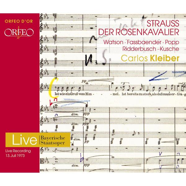 Carlos Kleiber - R. Strauss: Der Rosenkavalier (The Knight of the Rose)