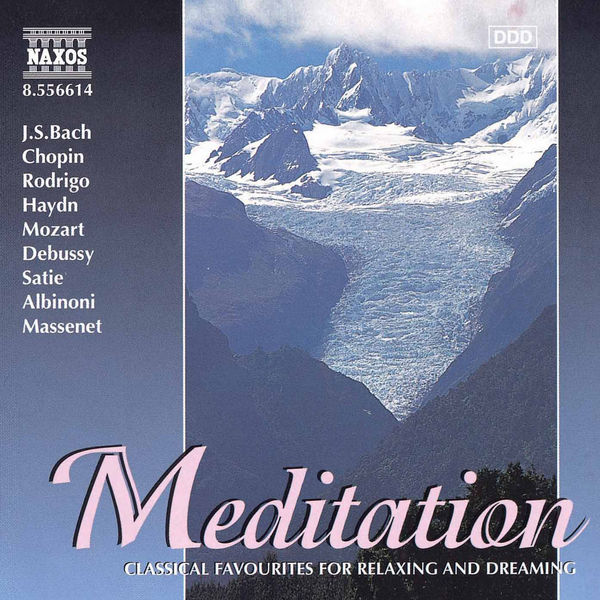 Idil Biret - MEDITATION - Classical Favourites for Relaxing and Dreaming