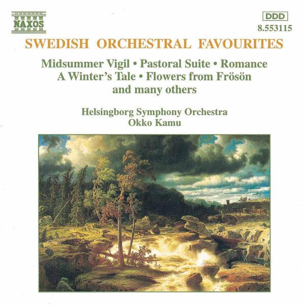 Helsingborgs Symfoniorkester - Swedish Orchestral Favourites, Vol. 1