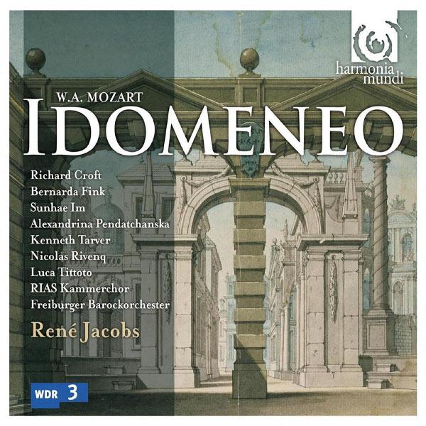 René Jacobs - Mozart: Idomeneo