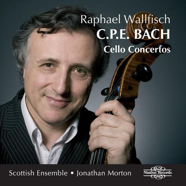 Raphael Wallfisch - C.P.E. Bach: Cello Concertos
