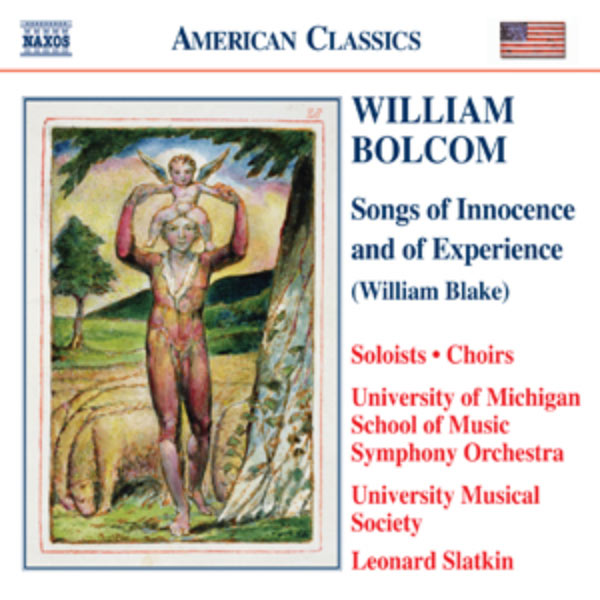 Leonard Slatkin - Songs of Innocence and of Experience