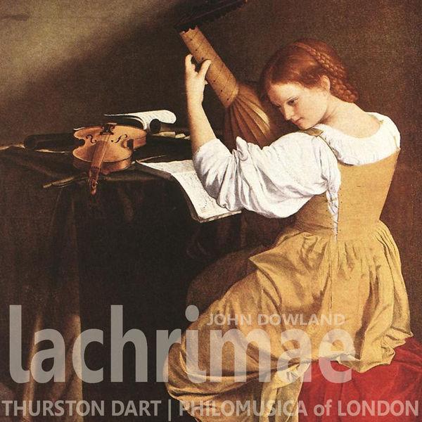 Philharmonia of London - Dowland: Lachrimae
