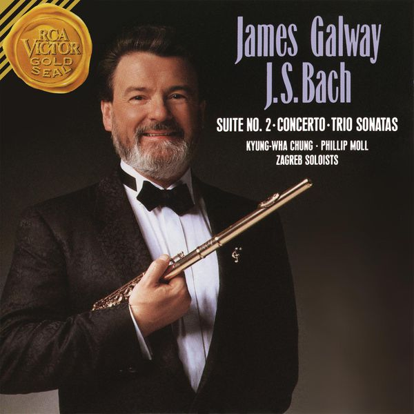 Sir James Galway - Galway Plays Bach