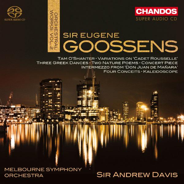 Andrew Davis - Œuvres orchestrales (Volume 2)