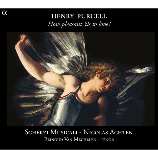 Nicolas Achten - Purcell: How Pleasant 'tis to Love!