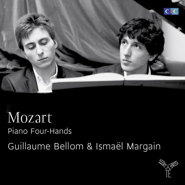 Guillaume Bellom - Mozart: Piano Four hands