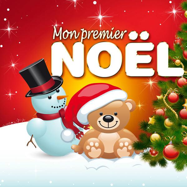 Various Interprets - Mon premier Noël : Comptines et chansons pour enfants