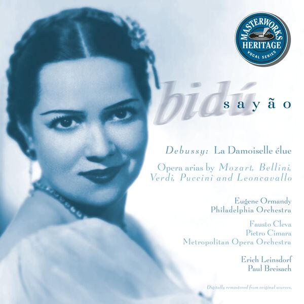 Bidù Sayao - La damoiselle élue — Opera Arias