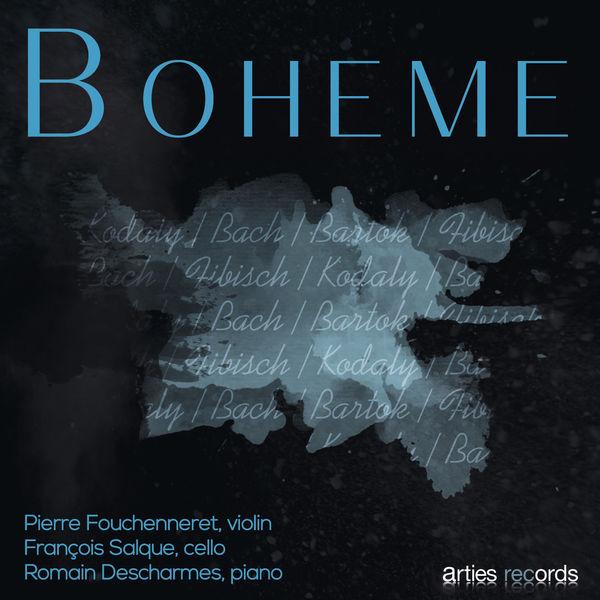 Pierre Fouchenneret - Bohème (Kodaly, Bach, Bartok, Fibich)