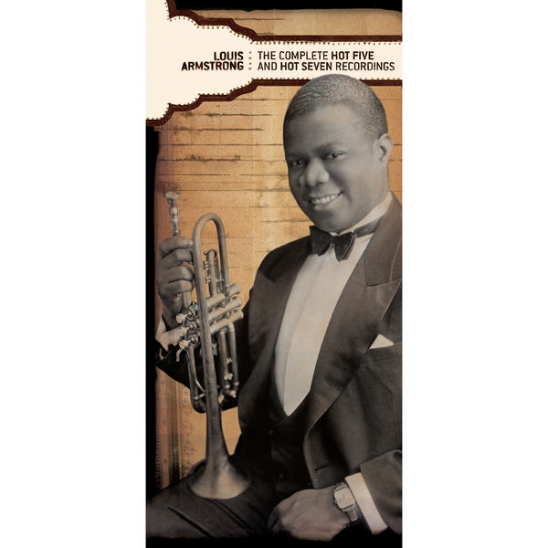 Louis Armstrong - The Complete Hot Five & Hot Seven Recordings (4CD)