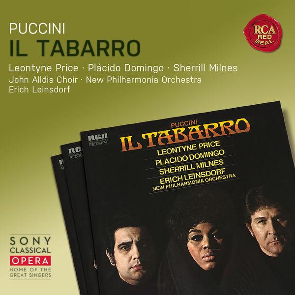 Erich Leinsdorf - Puccini: Il tabarro ((Remastered))