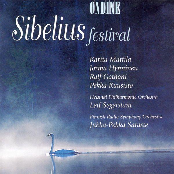 Ralf Gothoni - SIBELIUS, J.: Sibelius Festival (Helsinki Philharmonic)