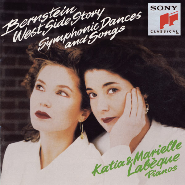 Katia & Marielle Labèque - Bernstein: Symphonic Dances and Songs from West Side Story