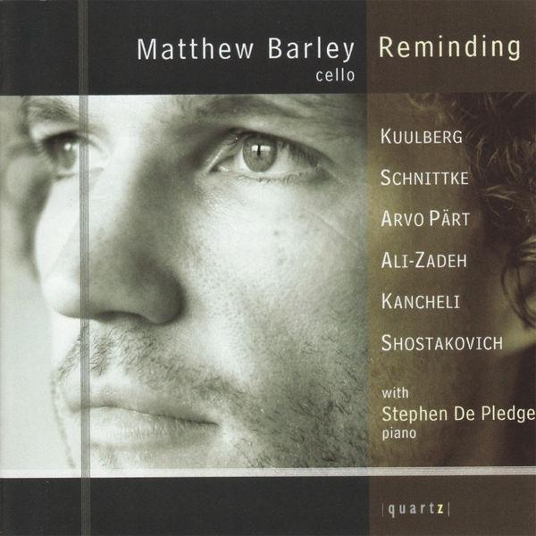 Matthew Barley - Reminding