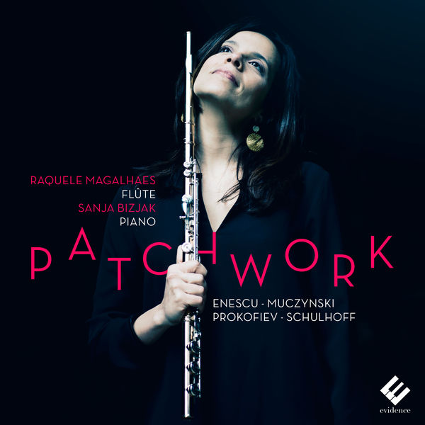 Raquele Magalhaes - Patchwork (Works for Flute and Piano)