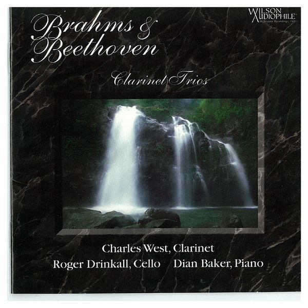 Charles West - Brahms & Beethoven: Piano Trios