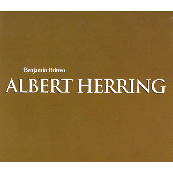 Richard Hickox - Albert Herring