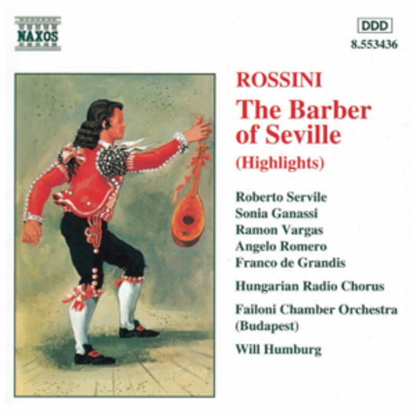 Franco de Grandis - Barber of Seville (The) (Highlights)