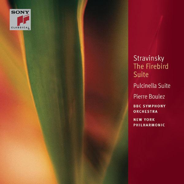 Pierre Boulez, BBC Symphony Orchestra, New York Philharmonic, Ensemble Intercontemporain - Stravinsky: The Firebird Suite (1910); Pulcinella Suite; Suites Nos. 1 & 2 for Small Orchestra [Classic Library]