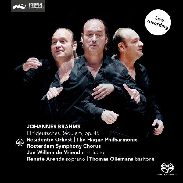 Johannes Brahms - Brahms : Ein Deutsches Requiem, Op. 45 (Live)