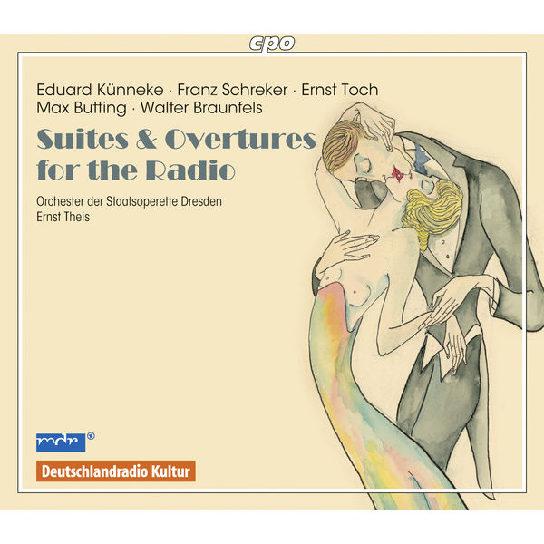 Ernst Theis - Suites & Overtures for the Radio, Vol.2