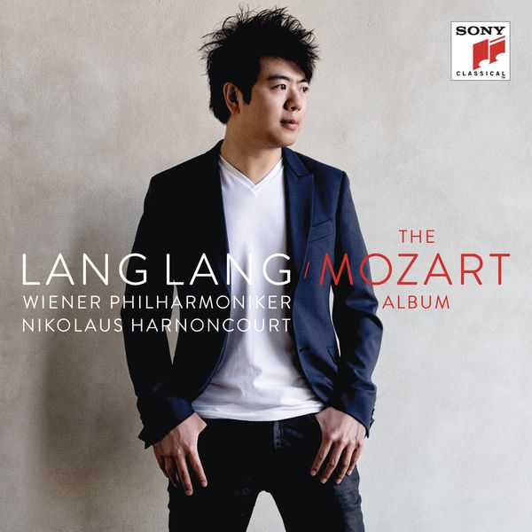 Lang Lang - The Mozart Album