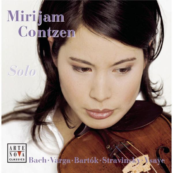 Mirijam Contzen - Violin Recital