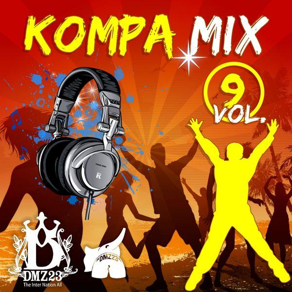 Various Artists - Kompa Mix, vol. 9